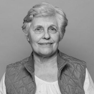 portrait of Barbara