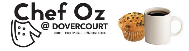 Chef Oz @ Dovercourt logo