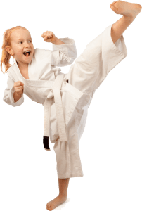 martial arts girl- martial arts class