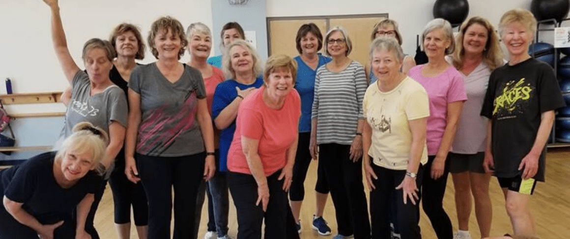 gold club group fitness class