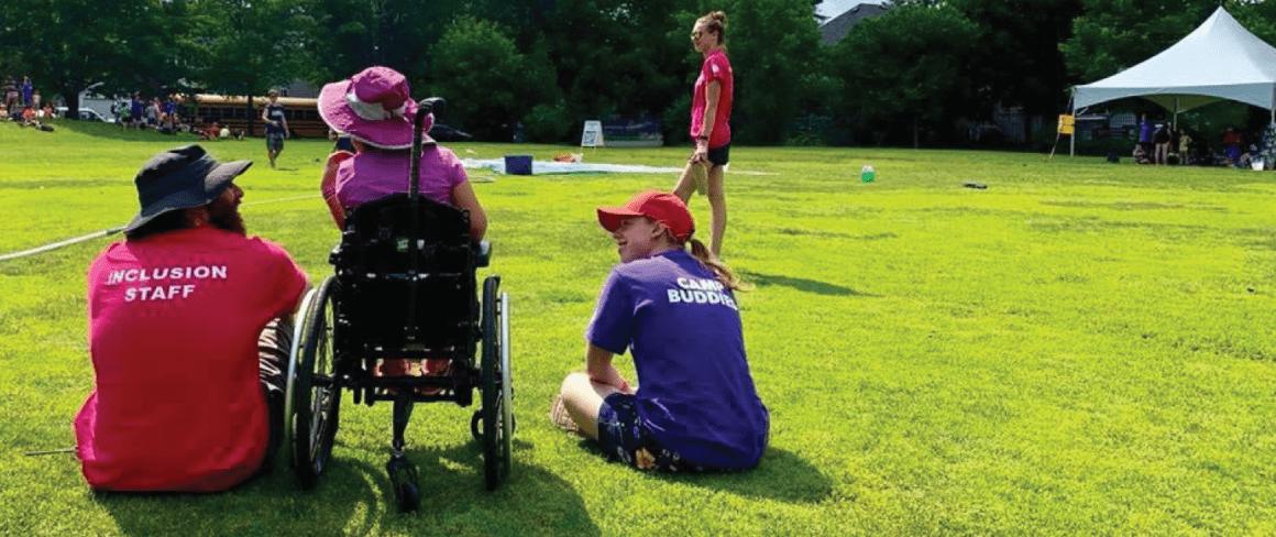 staff & camper inclusion program Dovercourt