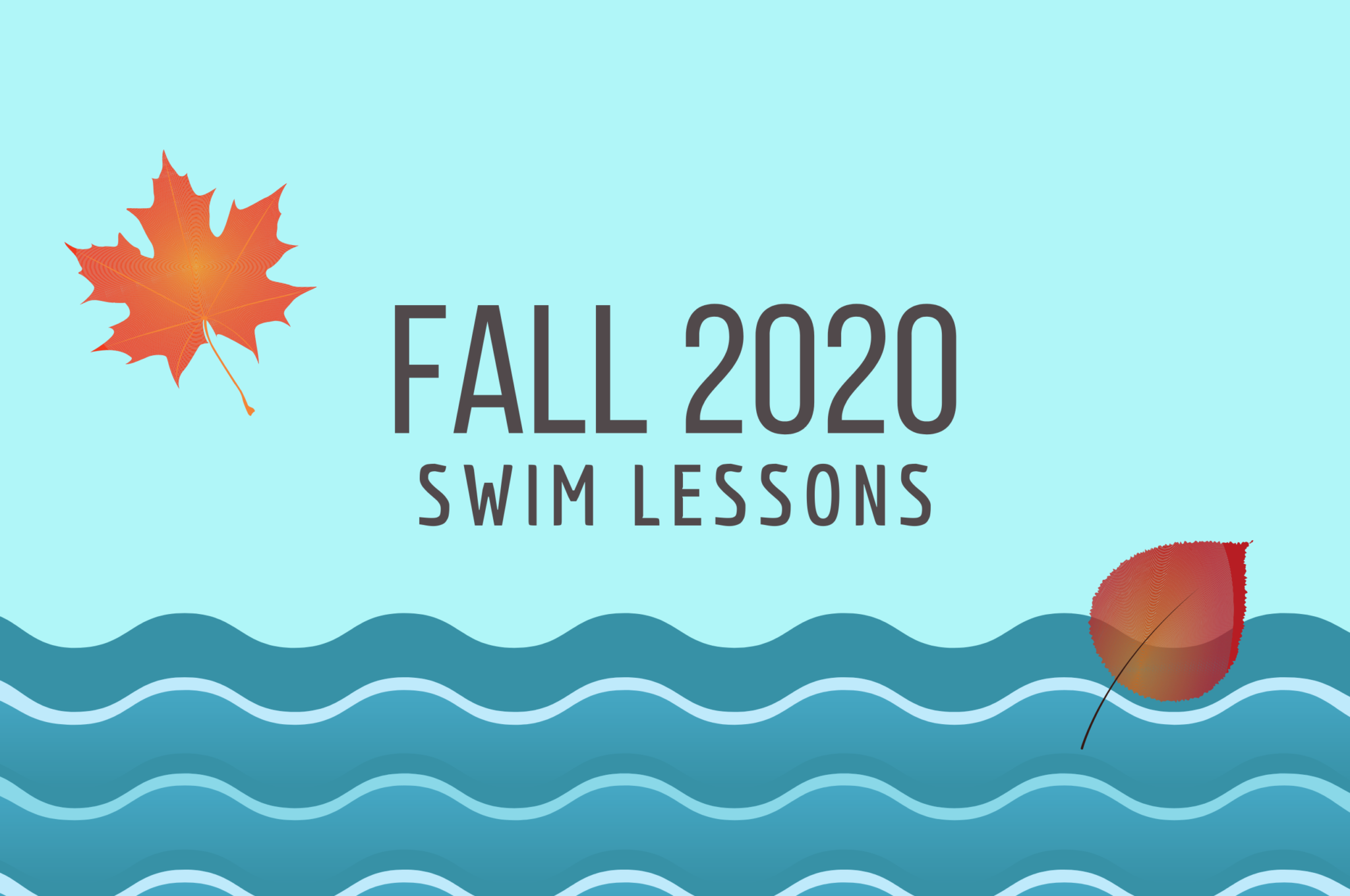 fall 2020 swim lessons