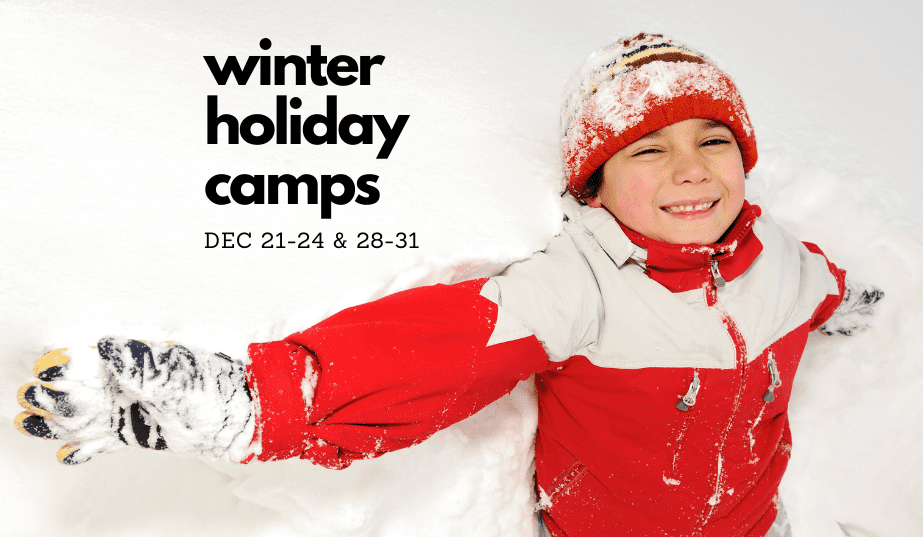 winter holiday camps