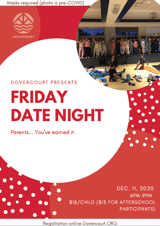 Friday Date Night poster