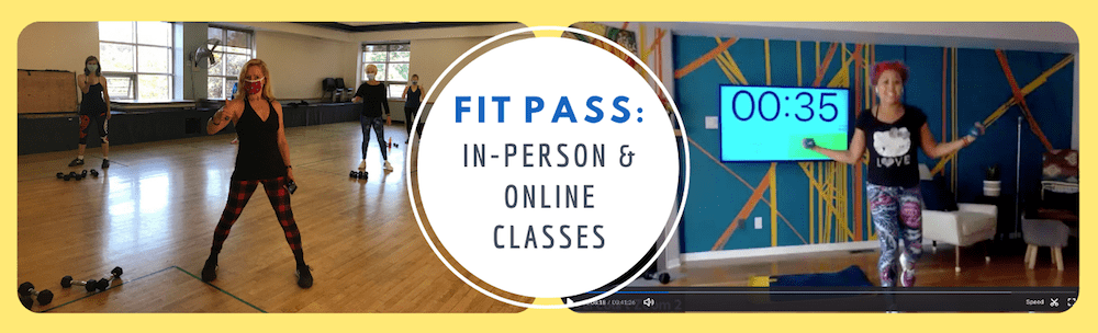 instructors teaching in person and online classes